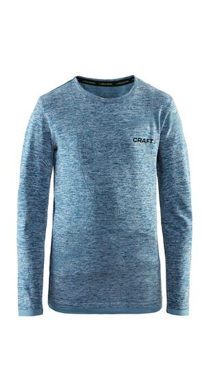 Craft Active Comfort Ondergoed bovenlijf blauw